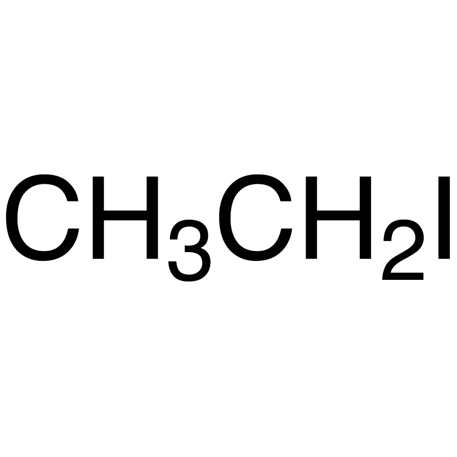 Iodoethane (stabilized with Copper chip)