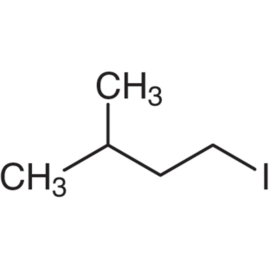 1-Iodo-3-methylbutane (stabilized with Na2S2O3)