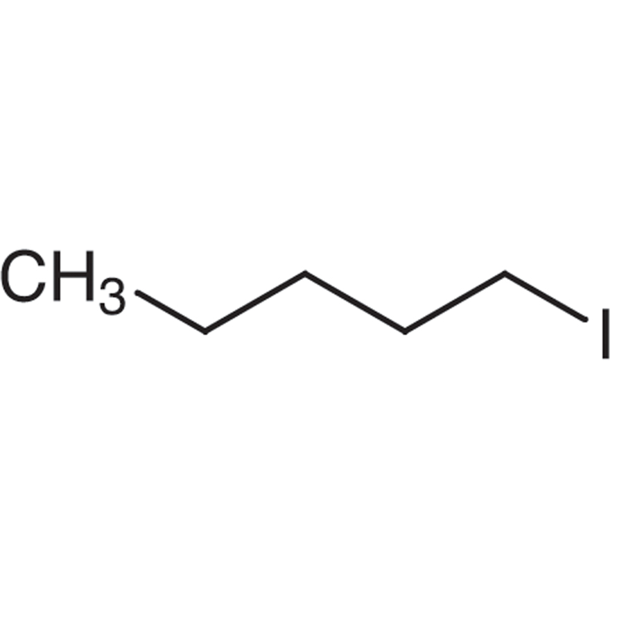 1-Iodopentane (stabilized with Copper chip)