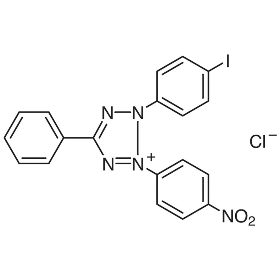 2-(4-Iodophenyl)-3-(4-nitrophenyl)-5-phenyltetrazolium Chloride