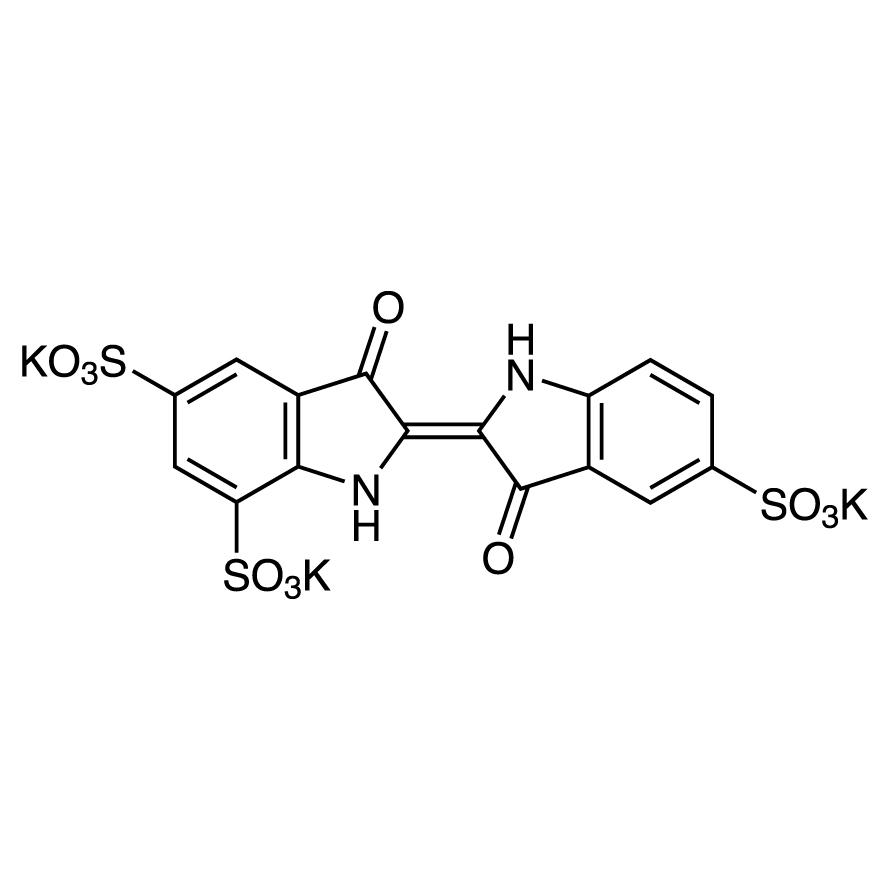 Indigotrisulfonic Acid Potassium Salt