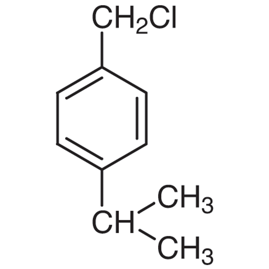 4-Isopropylbenzyl Chloride (contains ca. 10% o-form)
