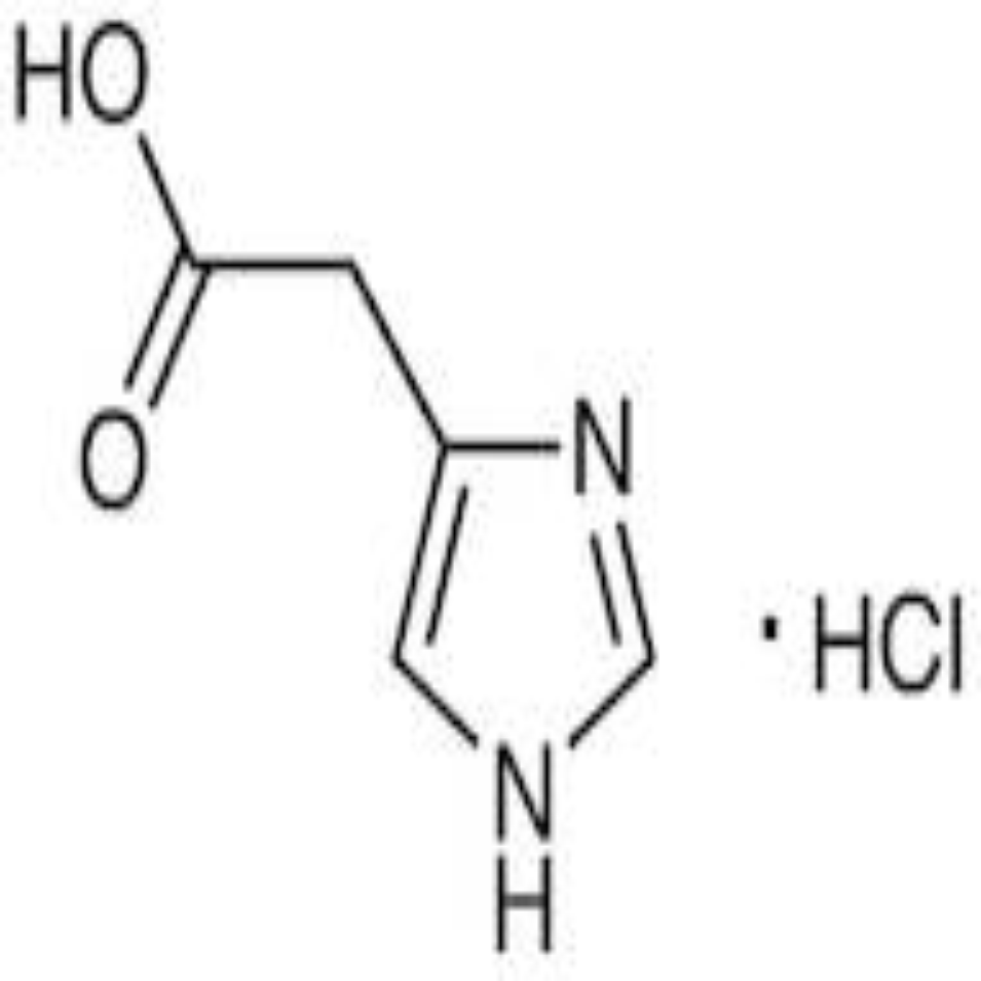 Imidazole-4(5)-acetic Acid Hydrochloride