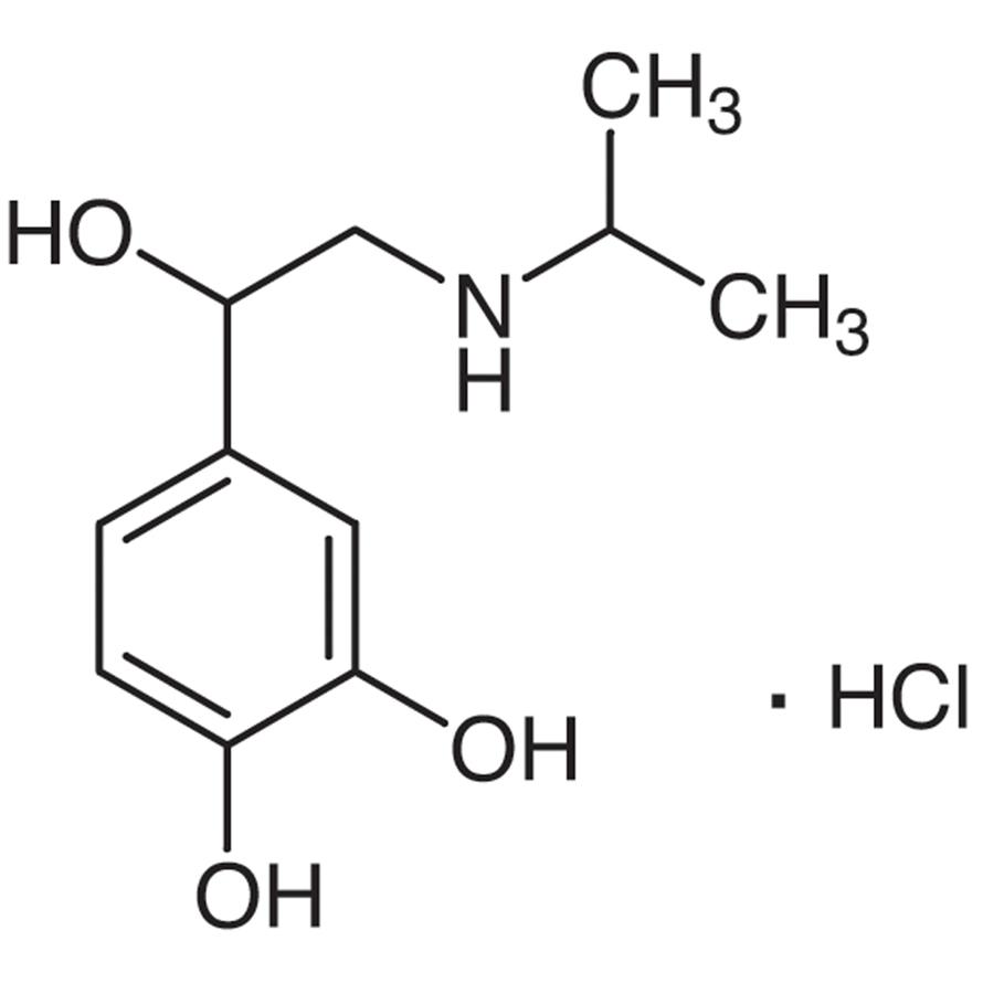 Isoproterenol Hydrochloride