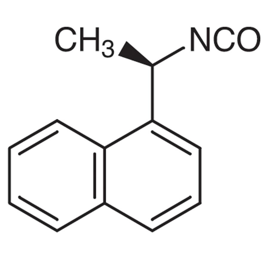 (R)-(-)-1-(1-Naphthyl)ethyl Isocyanate