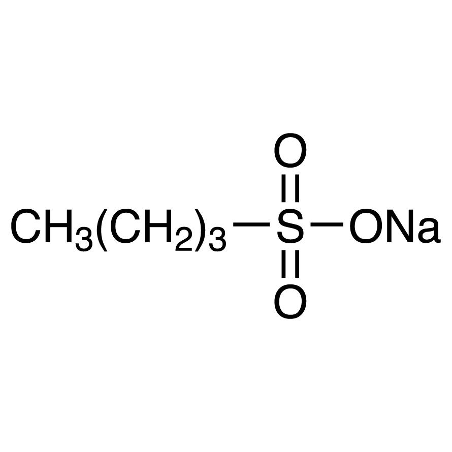 Sodium 1-Butanesulfonate [Reagent for Ion-Pair Chromatography]