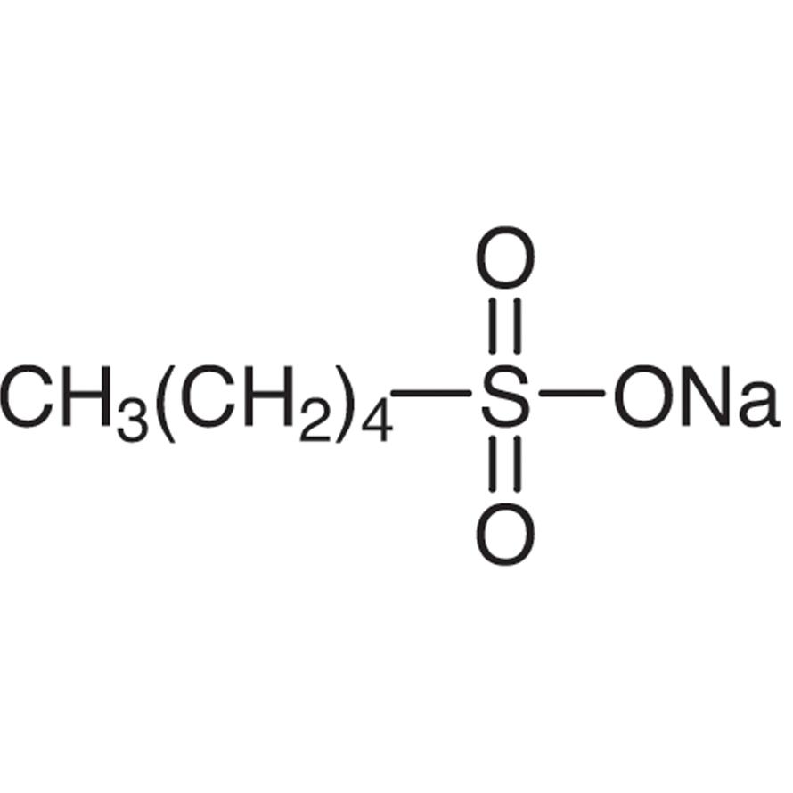 Sodium 1-Pentanesulfonate [Reagent for Ion-Pair Chromatography]