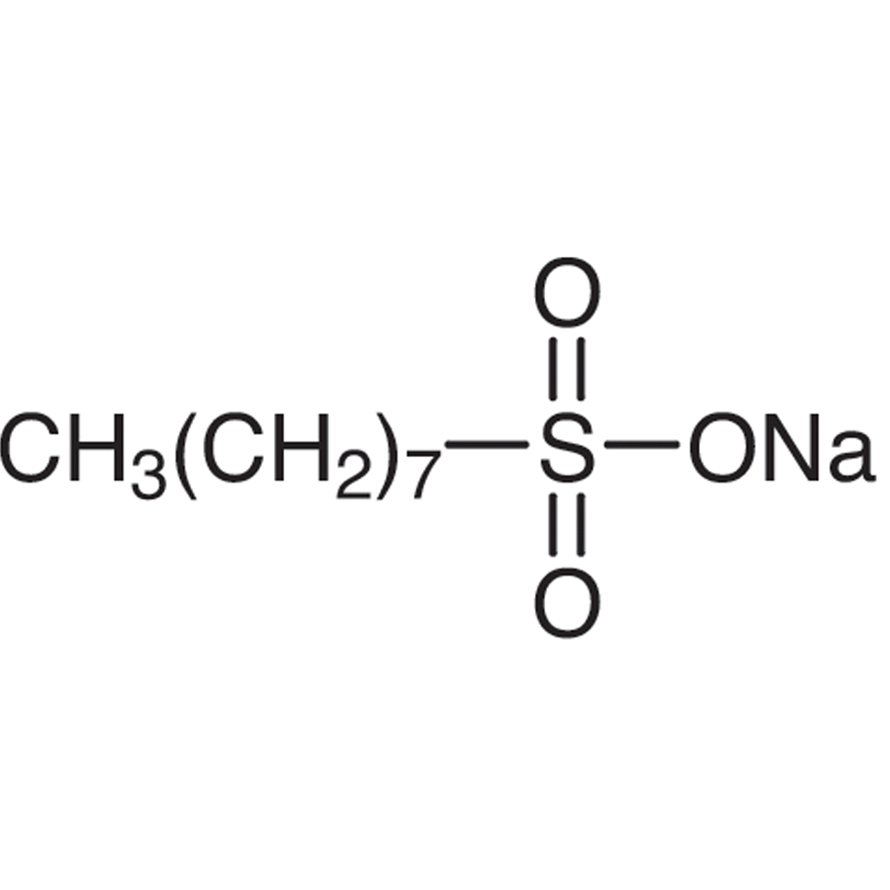 Sodium 1-Octanesulfonate [Reagent for Ion-Pair Chromatography]