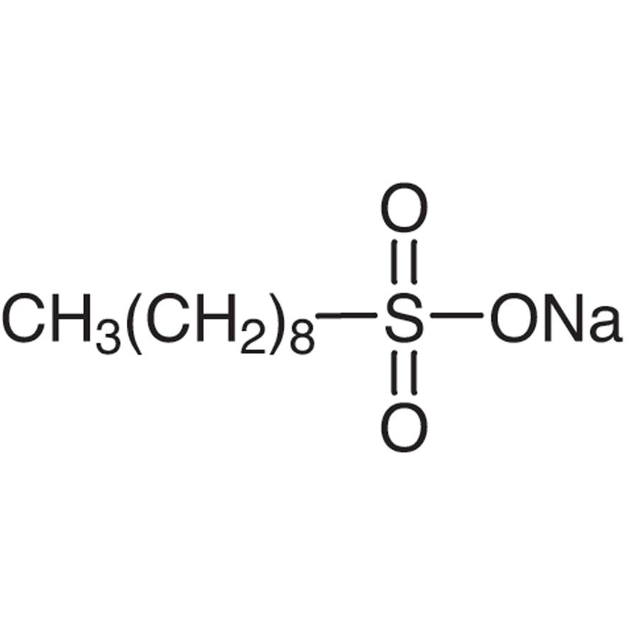 Sodium 1-Nonanesulfonate [Reagent for Ion-Pair Chromatography]