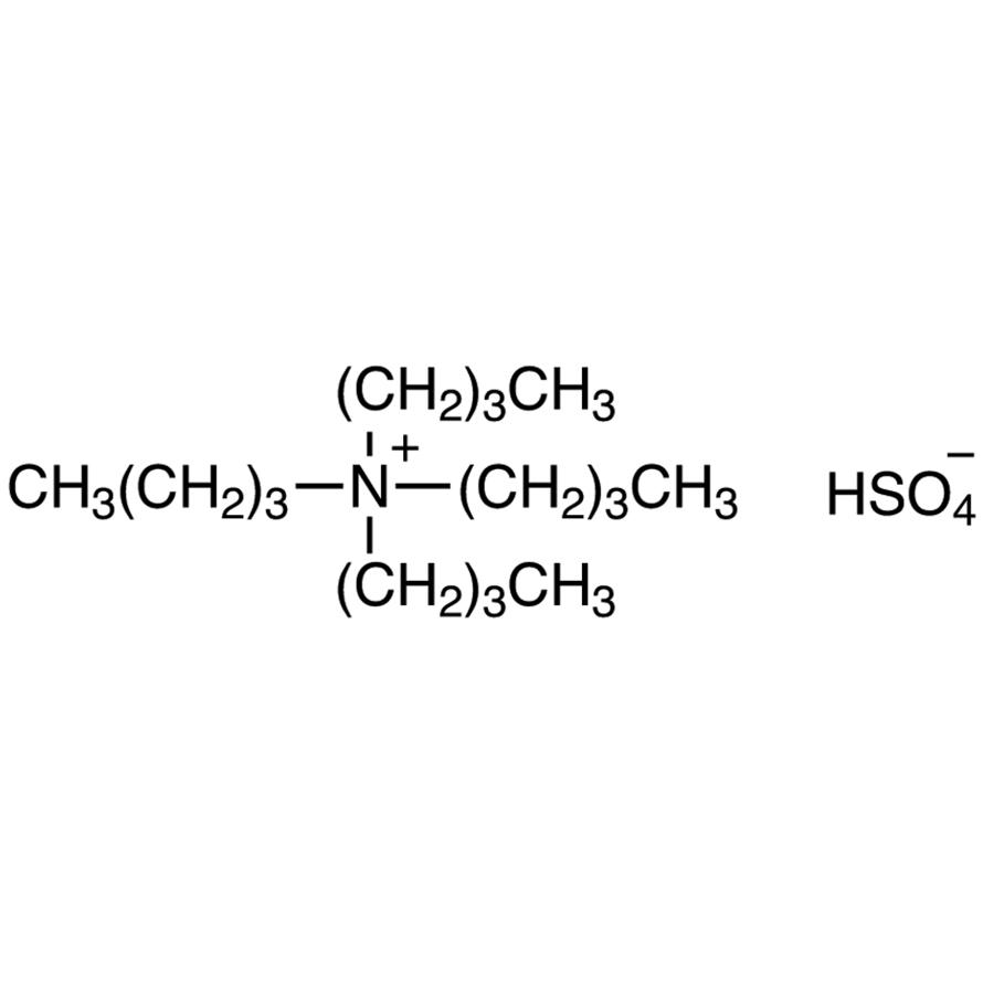 Tetrabutylammonium Hydrogen Sulfate [Reagent for Ion-Pair Chromatography]