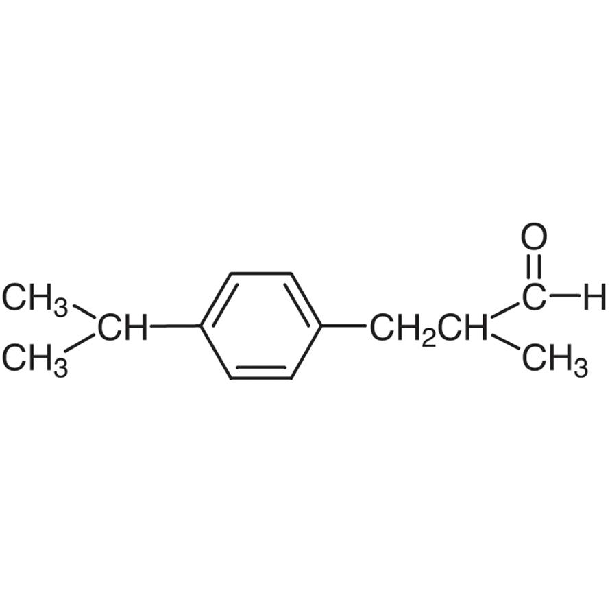 3-(4-Isopropylphenyl)isobutyraldehyde