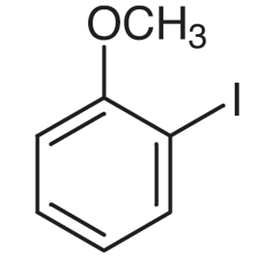 2-Iodoanisole (stabilized with Copper chip)