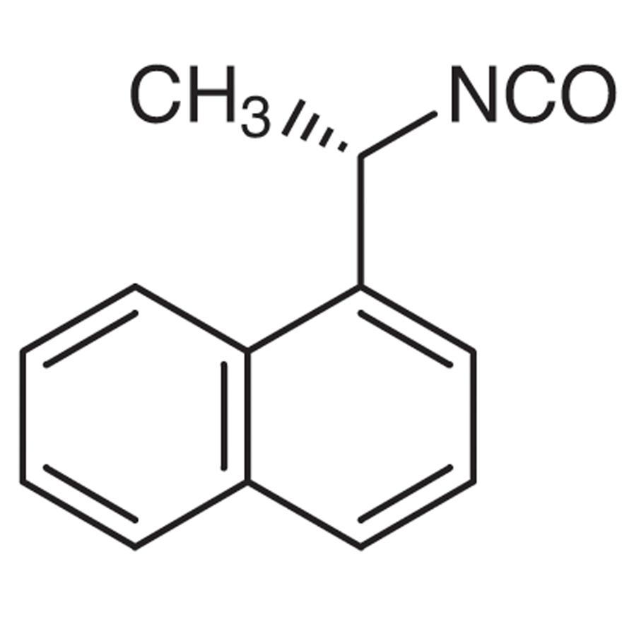 (S)-(+)-1-(1-Naphthyl)ethyl Isocyanate