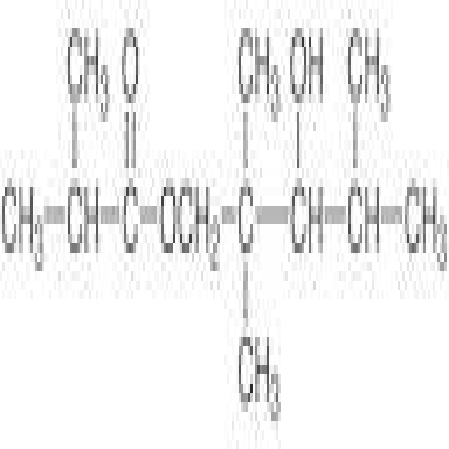 3-Hydroxy-2,2,4-trimethylpentyl Isobutyrate (contains ca. 40% 2,2,4-Trimethyl-1,3-pentanediol 3-Monoisobutyrate)