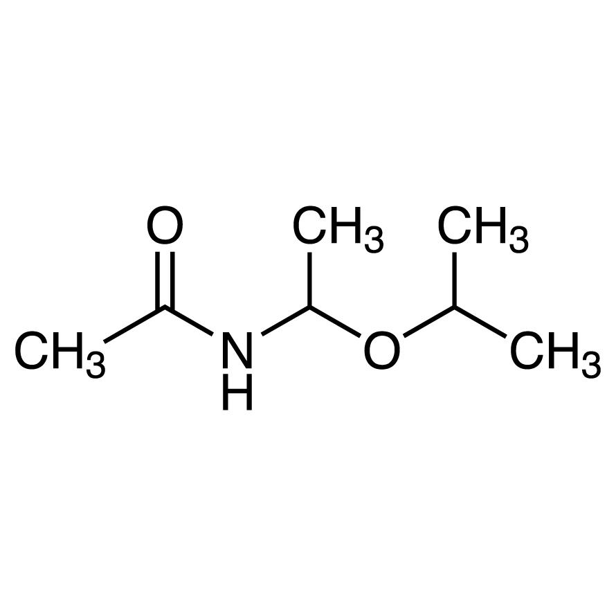 N-(1-Isopropoxyethyl)acetamide