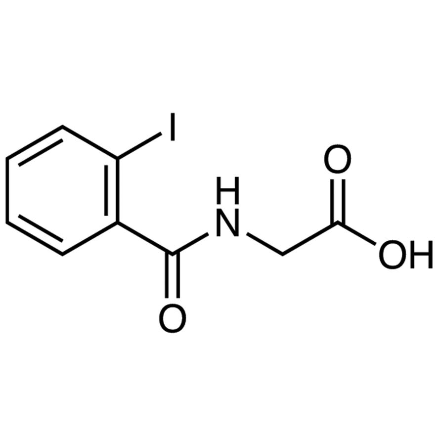 2-Iodohippuric Acid