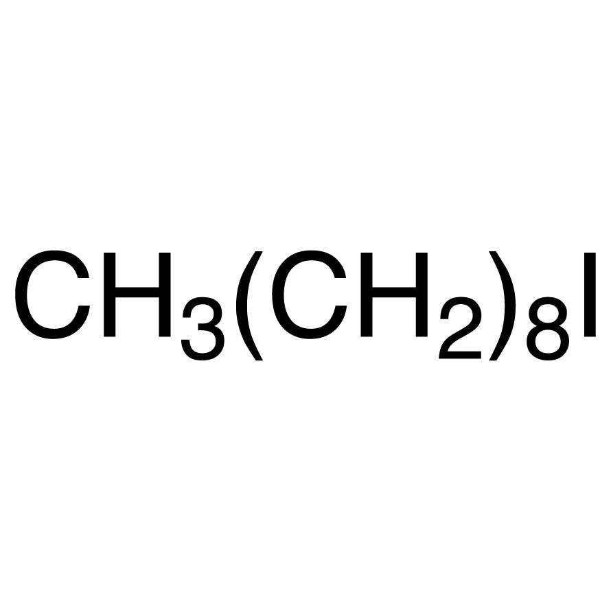 1-Iodononane (stabilized with Copper chip)