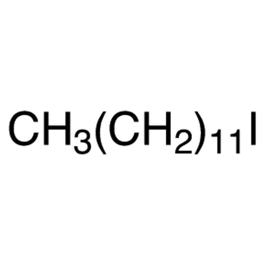 1-Iodododecane (stabilized with Copper chip)