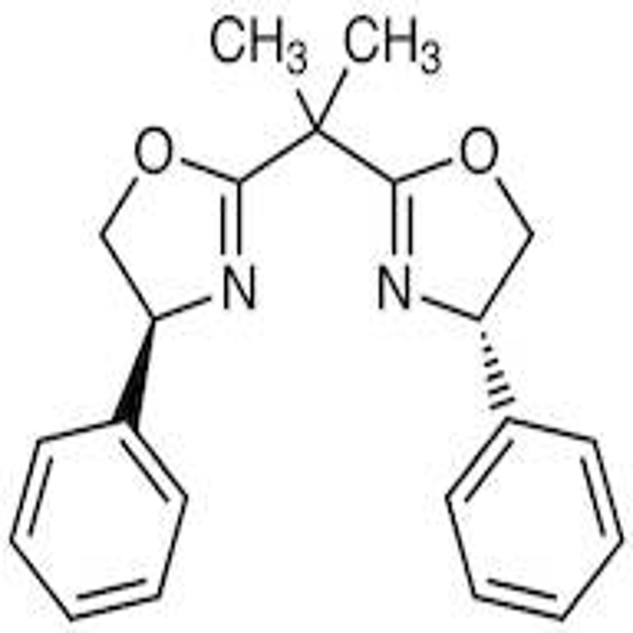 (S,S)-2,2'-Isopropylidenebis(4-phenyl-2-oxazoline)