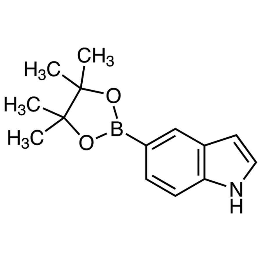 5-(4,4,5,5-Tetramethyl-1,3,2-dioxaborolan-2-yl)-1H-indole