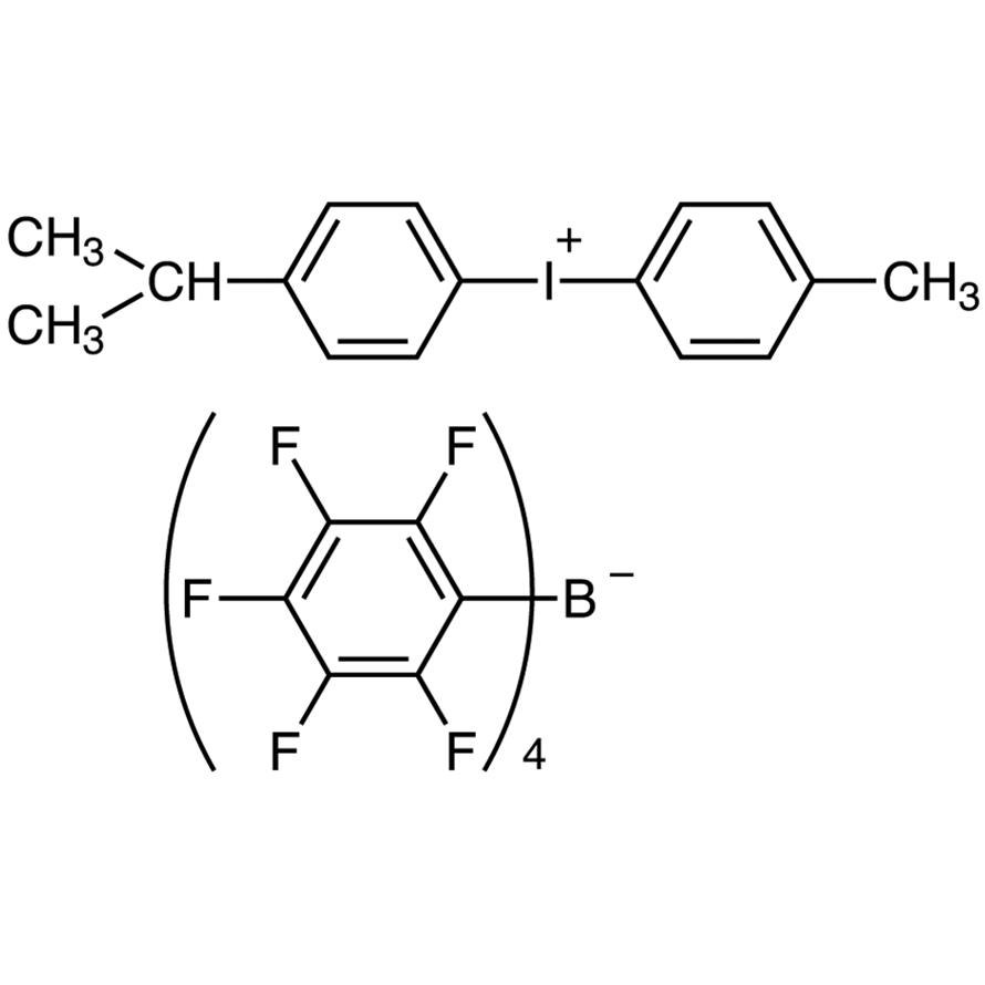 4-Isopropyl-4'-methyldiphenyliodonium Tetrakis(pentafluorophenyl)borate