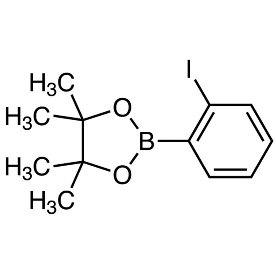 2-(2-Iodophenyl)-4,4,5,5-tetramethyl-1,3,2-dioxaborolane