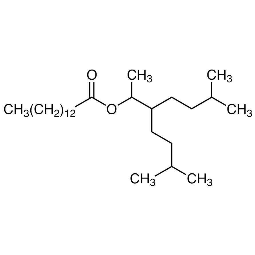 3-Isoamyl-6-methyl-2-heptyl Myristate