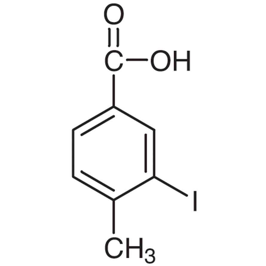 3-Iodo-p-toluic Acid