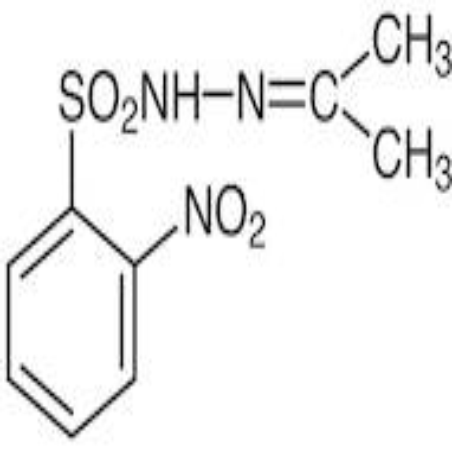 N'-Isopropylidene-2-nitrobenzenesulfonohydrazide