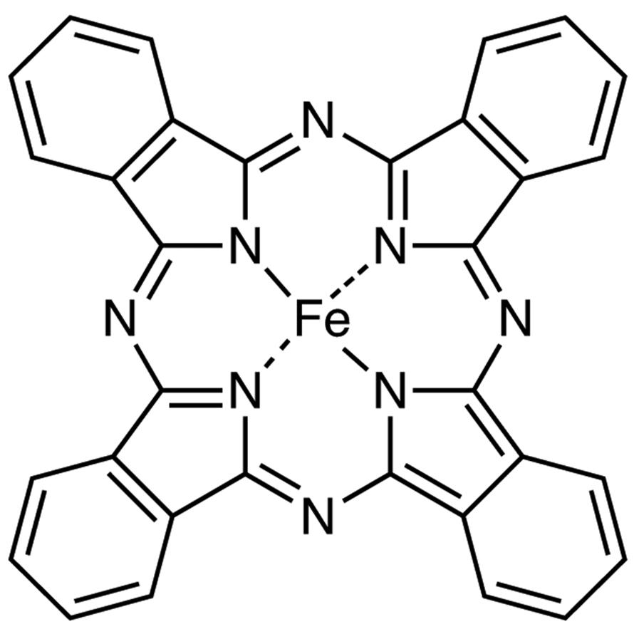Iron(II) Phthalocyanine (purified by sublimation)