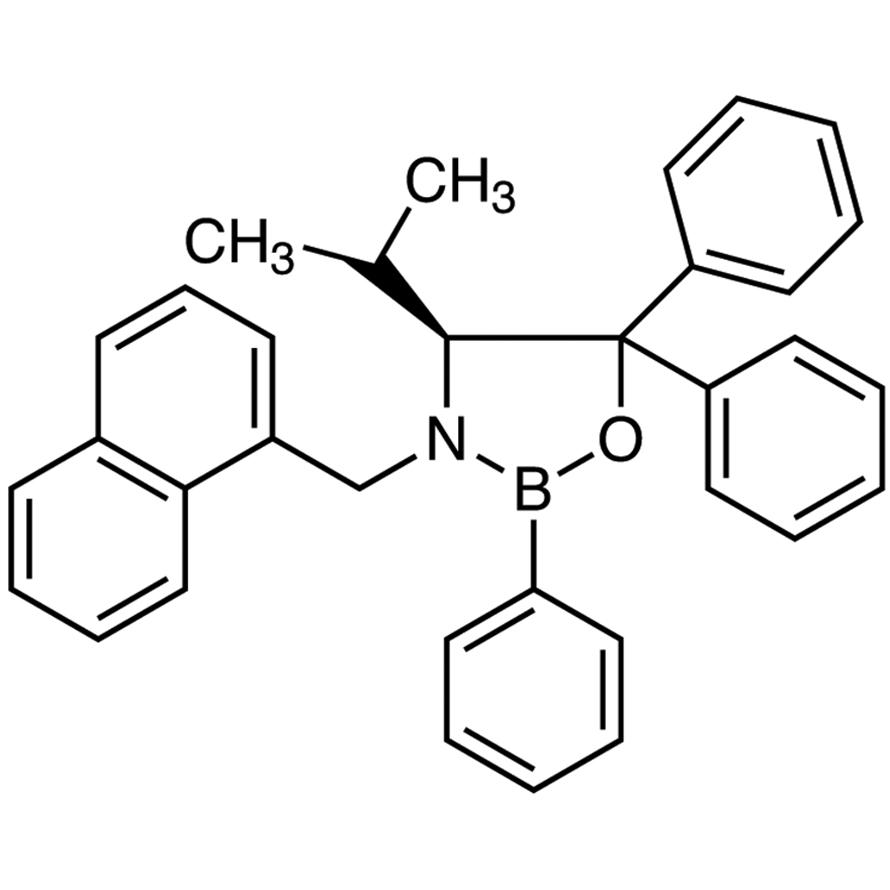 (S)-4-Isopropyl-3-(1-naphthylmethyl)-2,5,5-triphenyl-1,3,2-oxazaborolidine (ca. 6% in Toluene, ca. 0.1mol/L)