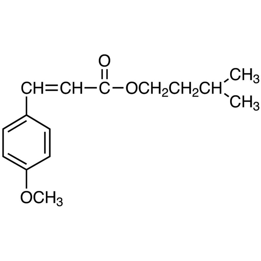 Isoamyl 4-Methoxycinnamate