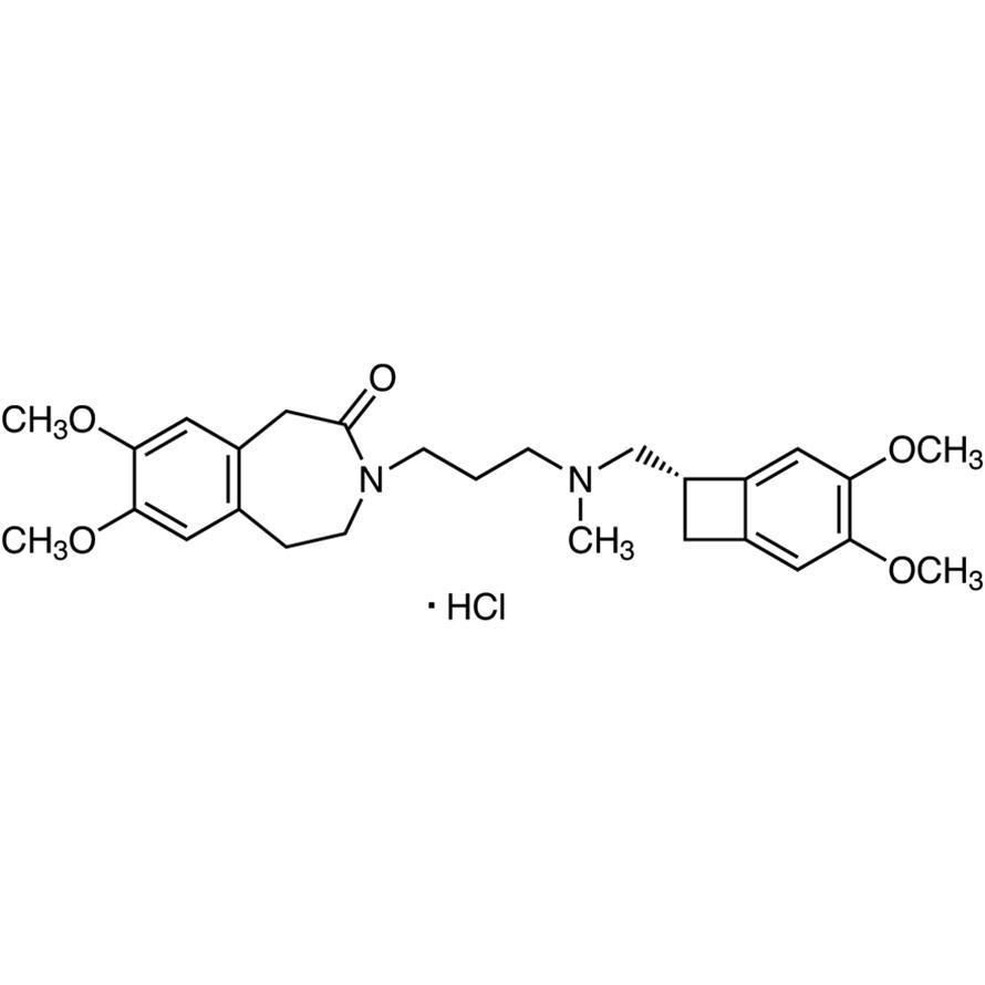 Ivabradine Hydrochloride