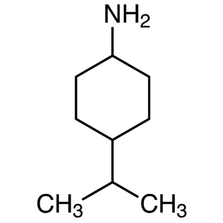 4-Isopropylcyclohexylamine (cis- and trans- mixture)