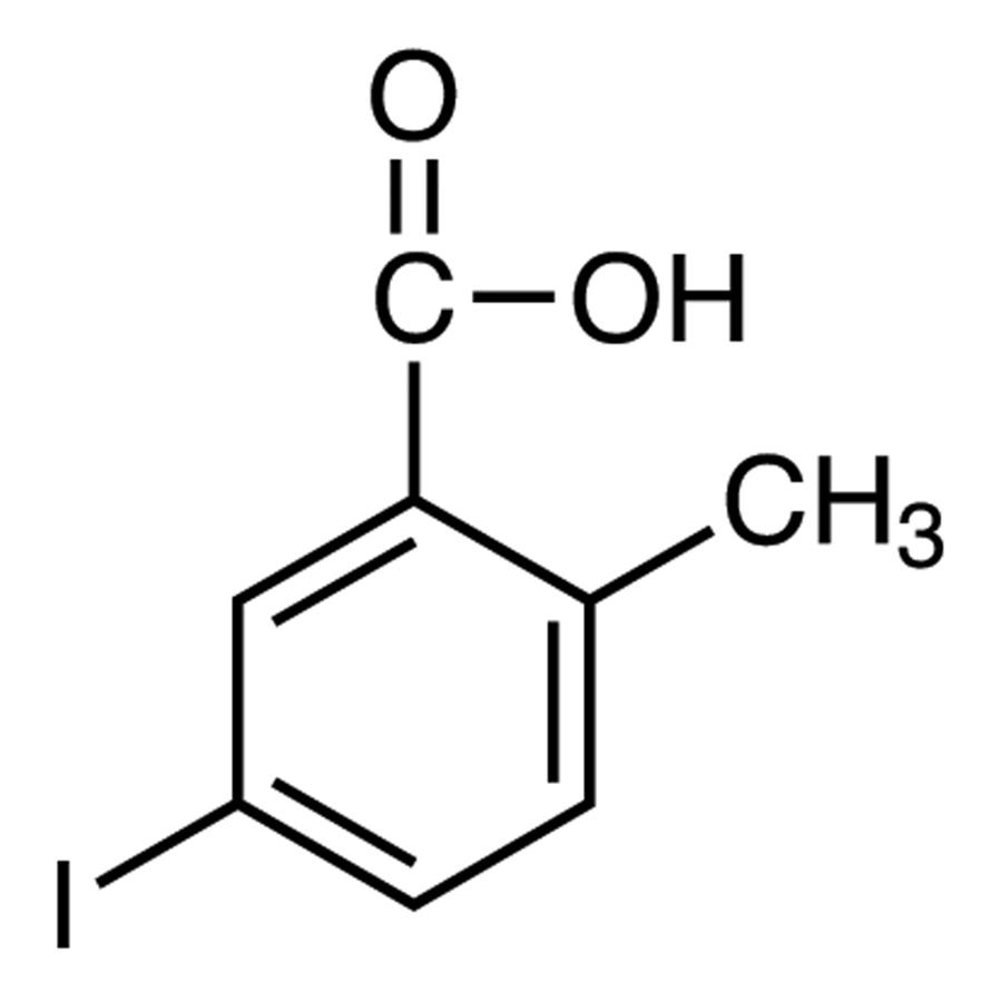 5-Iodo-o-toluic Acid