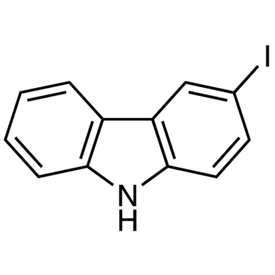 3-Iodocarbazole