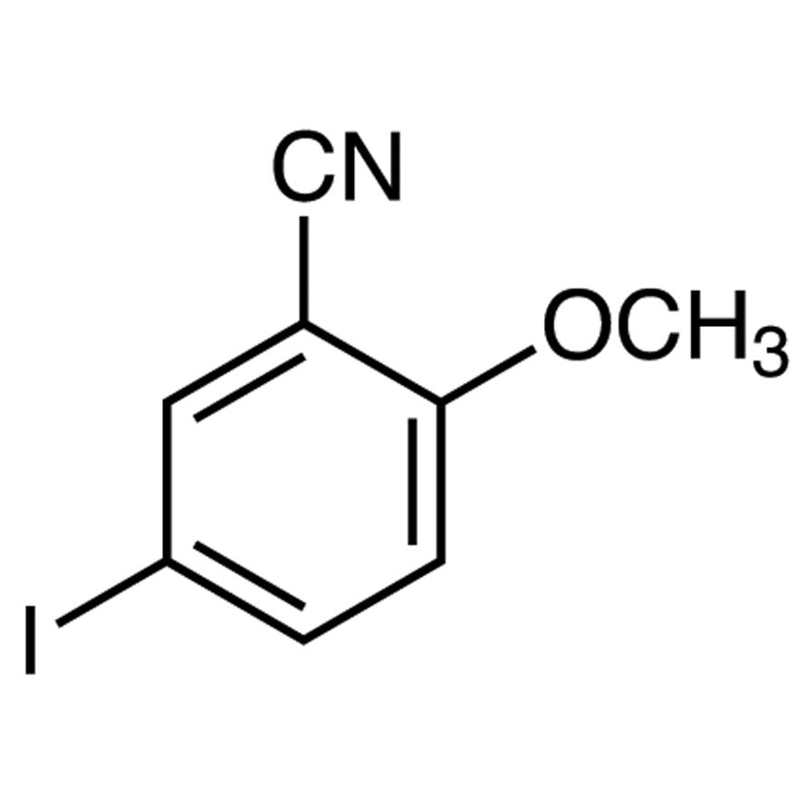 5-Iodo-2-methoxybenzonitrile