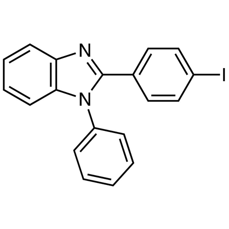 2-(4-Iodophenyl)-1-phenylbenzimidazole