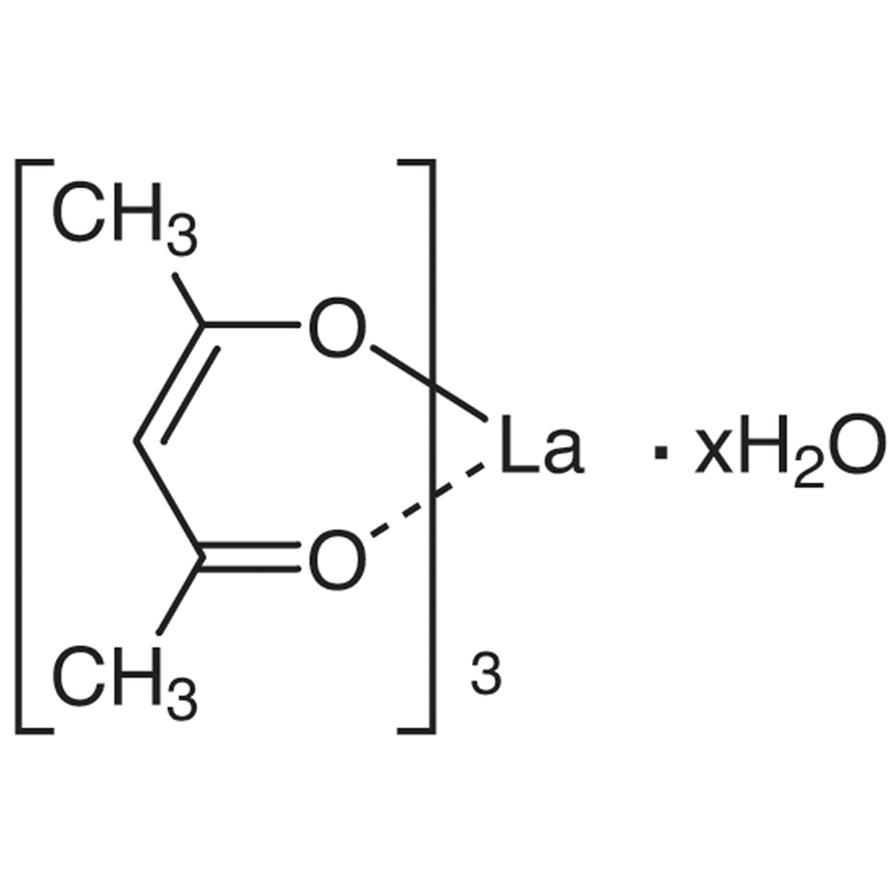 Tris(2,4-pentanedionato)lanthanum(III) Hydrate