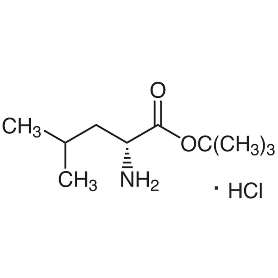D-Leucine tert-Butyl Ester Hydrochloride