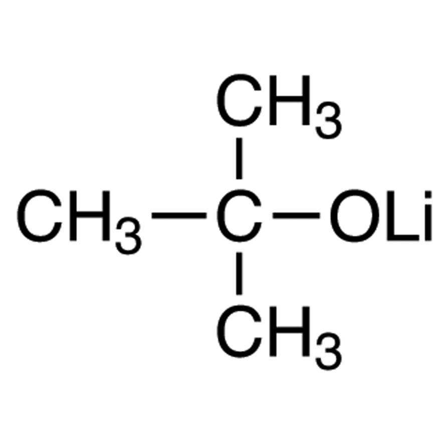 Lithium tert-Butoxide (ca. 10% in Tetrahydrofuran, ca. 1mol/L)