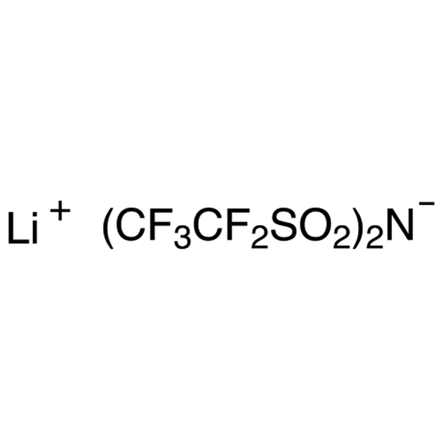 Lithium Bis(pentafluoroethanesulfonyl)imide