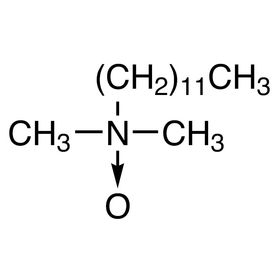 N,N-Dimethyldodecylamine N-Oxide (ca. 30% in Water)
