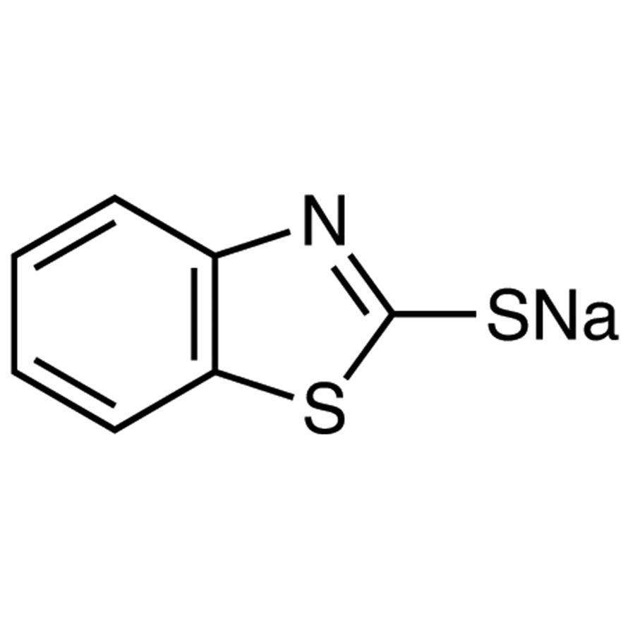 Sodium 2-Mercaptobenzothiazole