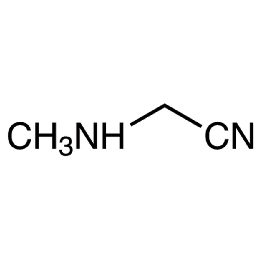 Methylaminoacetonitrile