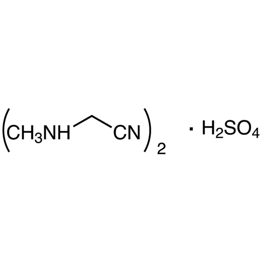 Methylaminoacetonitrile Sulfate