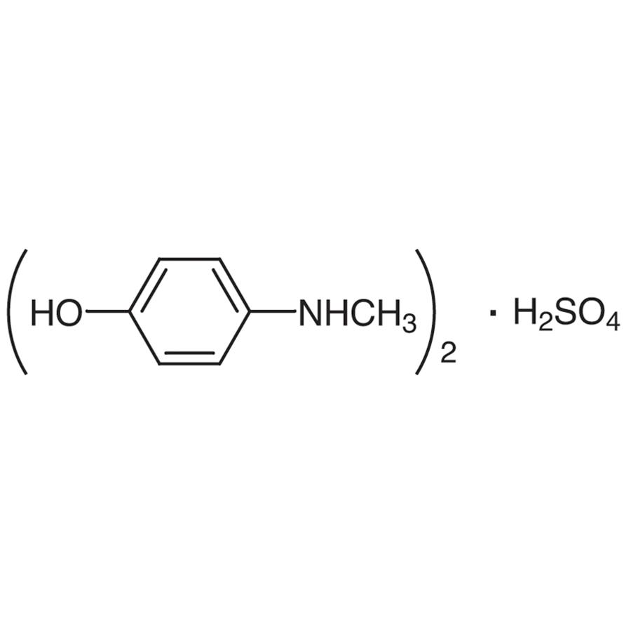 4-(Methylamino)phenol Sulfate