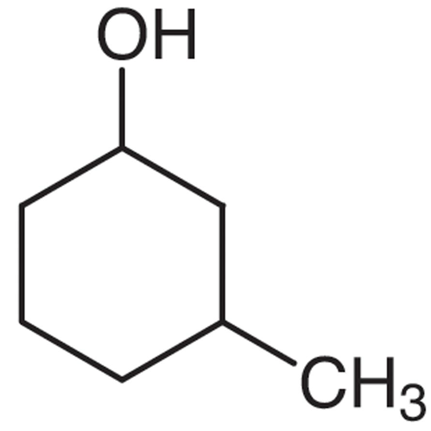 3-Methylcyclohexanol (cis- and trans- mixture)