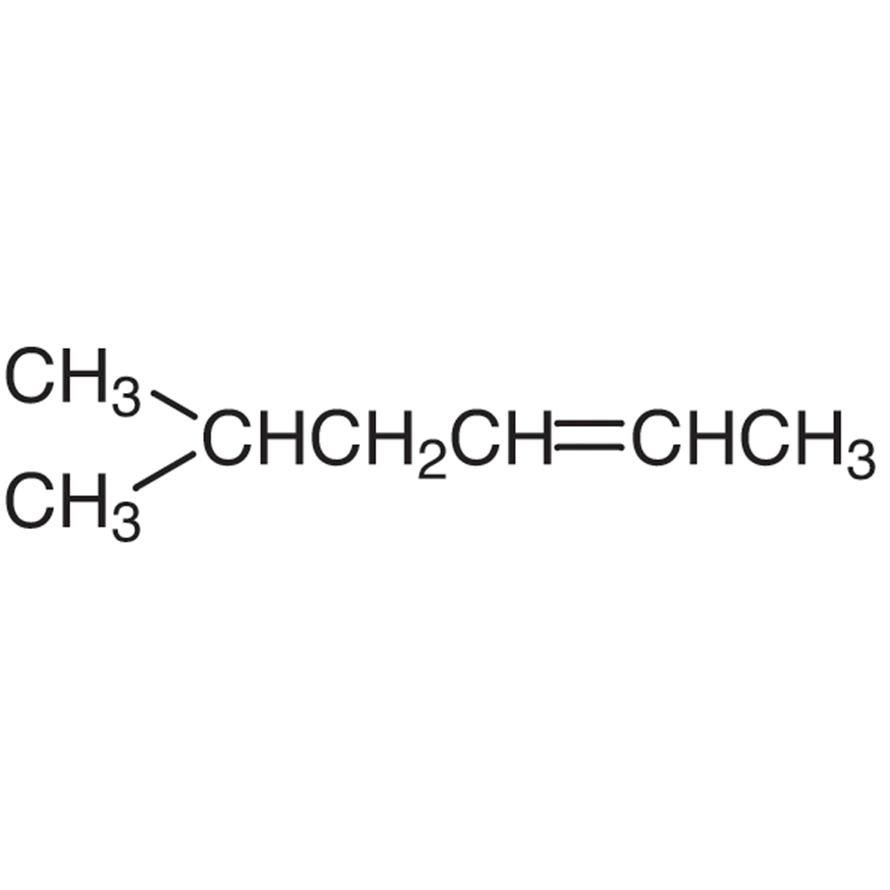 5-Methyl-2-hexene (cis- and trans- mixture)