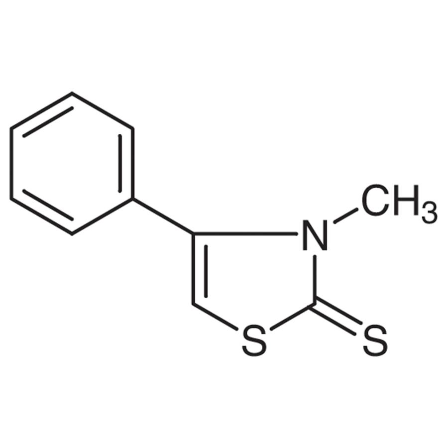 3-Methyl-4-phenylthiazoline-2-thione